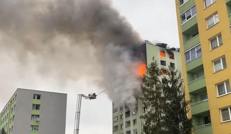 VIDEO: Praha 10 pošle 250 tisíc korun na pomoc Prešovu, který postihla tragédie