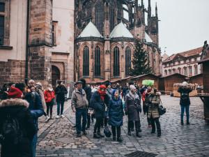 ADVENT V PRAZE: Vánoční čas lze strávit na střeše Lucerny nebo na Hradě