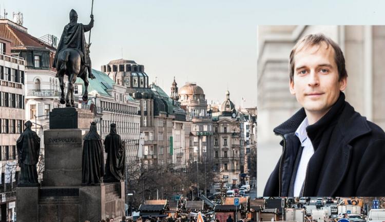 Starosta Prahy 7 Jan Čižinský zakládá nový politický projekt. Programem nebude Antibabiš