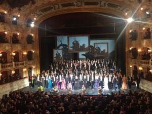 Státní opera si při znovuotevření připomněla svoji minulost