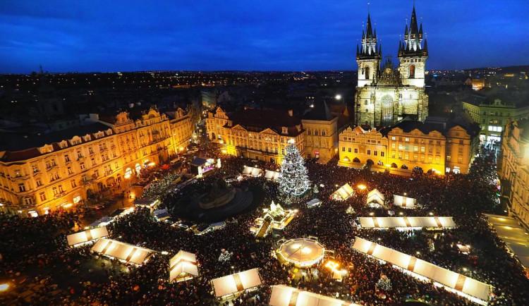 Skvělá gastronomie, grog i vánoční strom. Pražské trhy patří podle The Times do nejlepší pětky v Evropě