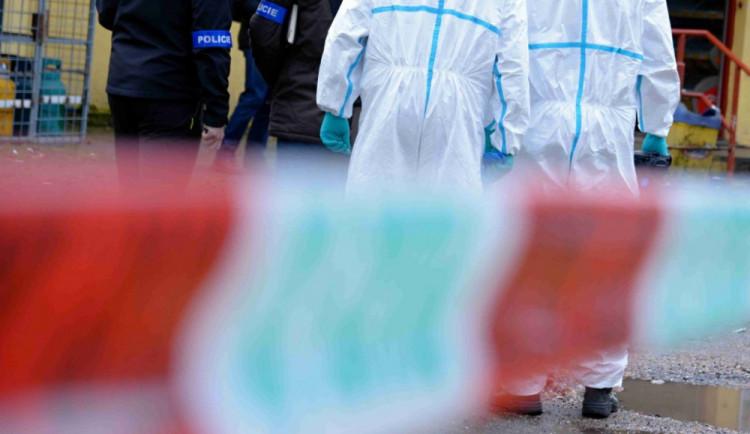 První letošní dokonaná vražda v Praze. Na Proseku byl zavražděn muž, policie zadržela podezřelou