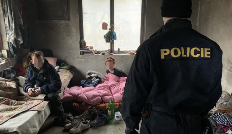 FOTO, VIDEO: Během sobotní akce vybrali policisté v Praze na pokutách téměř 60 tisíc korun