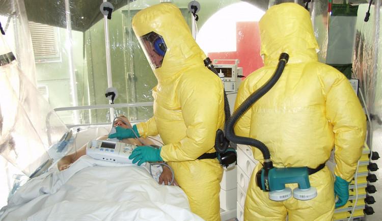 Bulovka je připravena na pacienty s koronavirem. Pro izolaci jsou připraveny dva pokoje