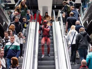 FOTO: Na první pražský Comic-Con přišlo 23 tisíc fandů sci-fi a komiksu