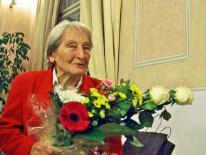 Ve věku 97 let dnes ráno zemřela olympijská vítězka Dana Zátopková