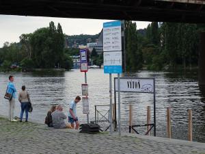 V sobotu zahájí provoz celkem šest pražských přívozů