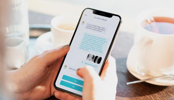 Ordinace do kapsy. Mobilní aplikace nahrazují návštěvy u lékařů