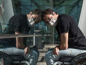 Životem na vozíku to nekončí, říká ochrnutý Muž roku Martin Zach