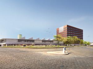 Jak bude vypadat okolí stanice metra Palmovka? Město a dopravní podnik podepíší dohodu