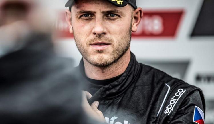 Závodění mi chybí, říká mistr Evropy a bývalý automobilový závodník Michal Matějovský