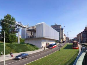 Lanovka z Podbaby do Bohnic bude stát do pěti let, stavba tramvajové trati začne po roce 2030