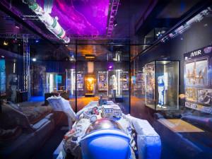 Největší rodinná výstava o kosmonautice Cosmos Discovery otevírá již 11. května
