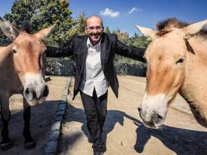 Uzavřením zoologické zahrady jsme přišli o desítky milionů, propouštět jsme nemuseli, říká ředitel pražské zoo Miroslav Bobek