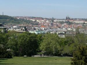 V pražských Riegrových sadech v létě zahrají Chinaski, Anna K., Mirai nebo Ivan Mládek