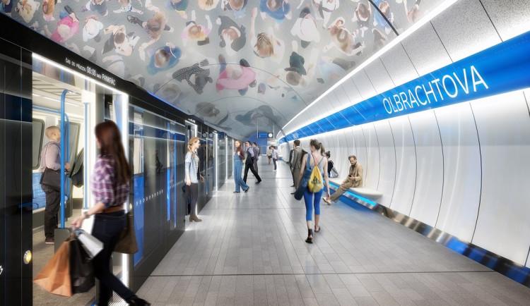 VIZUALIZACE: Eurovia požaduje zrušení soutěže na stavbu metra D