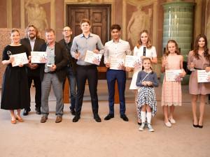 Praha 8 vyhlásila nejlepší sportovce za rok 2019. Podívejte se na výsledky ankety