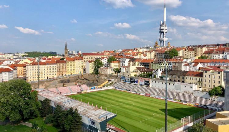 Stadion Žižkova bude opraven. Příští sezónu bude Viktorka hrát v azylu