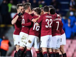 Sparta porazila Plzeň 2:1 a postupuje do finále domácího poháru. Tam ji čeká Liberec