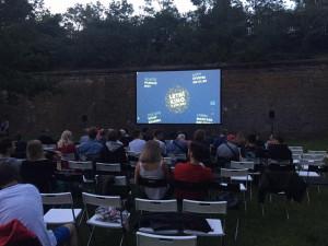 První červencový čtvrtek začne letní kino u Keplera. Diváci uvidí třicet filmů