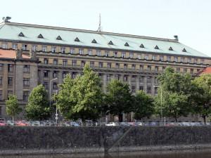 Ministerstvo dopravy možná uvolní budovu Národnímu muzeu a přestěhuje se na Smíchov