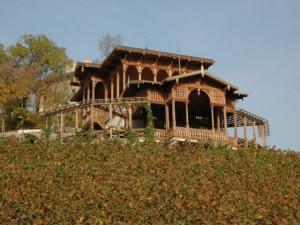 Zrekonstruovaný Viniční altán z konce 19. století se otevřel veřejnosti. Podívejte se, jak vypadá