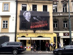 VIDEO: Prahou zněla audiokoláž z procesu s Miladou Horákovou