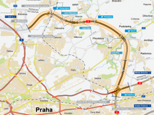 Nová část okruhu by mohla vést tunely. Nejdražší variantu podporuje vedení města