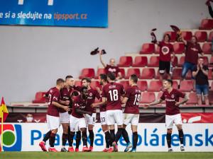Sparta vyhrává MOL Cup. Letenští otočili finálový zápas a porazili Liberec 2:1