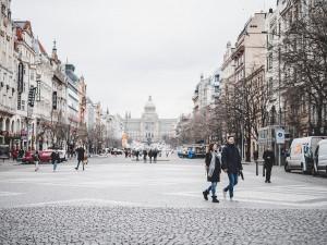 Pražské penziony a hostely jsou obsazeny minimálně. Cizinci jsou mezi hosty zřídka