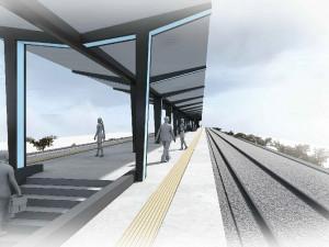 VIZUALIZACE: Projekt trati z Ruzyně do Kladna vypracuje Metroprojekt. Bude stát 112 milionů