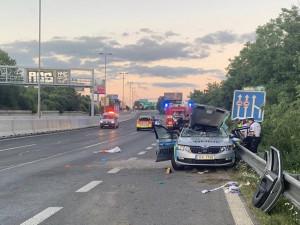 Policisté prověřují nedělní nehodu pro usmrcení z nedbalosti. Řidička požila snad všechny dostupné drogy