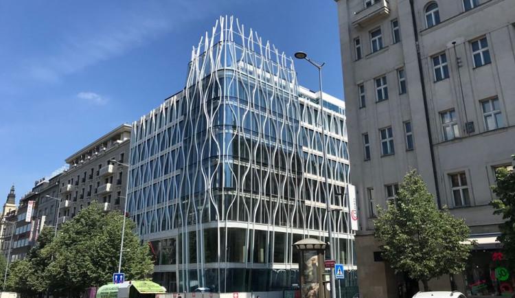 Prostory pro Primark na Václaváku jsou zkolaudovány. The Flow Building přitahuje pozornost kolemjdoucích