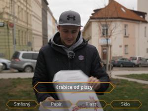 VIDEO: Pražské služby připravily unikátní kvíz. Podívejte se, jak umí celebrity třídit odpad