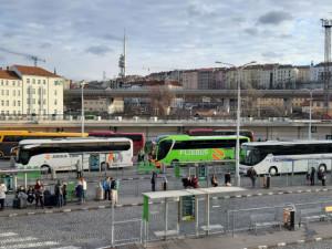 Na pozemcích nádraží Florenc mohou vyrůst nové budovy. Mají být až devítipatrové