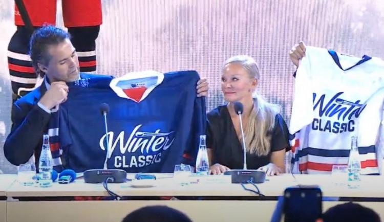 Spartu čeká Winter Classic pod sjezdovkou ve Špindlu. Podívejte se na ceny lístků