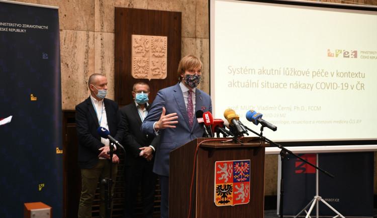 Hřib kritizuje Vojtěchův semafor. Zařazení Prahy do žlutého stupně nechápu, říká primátor