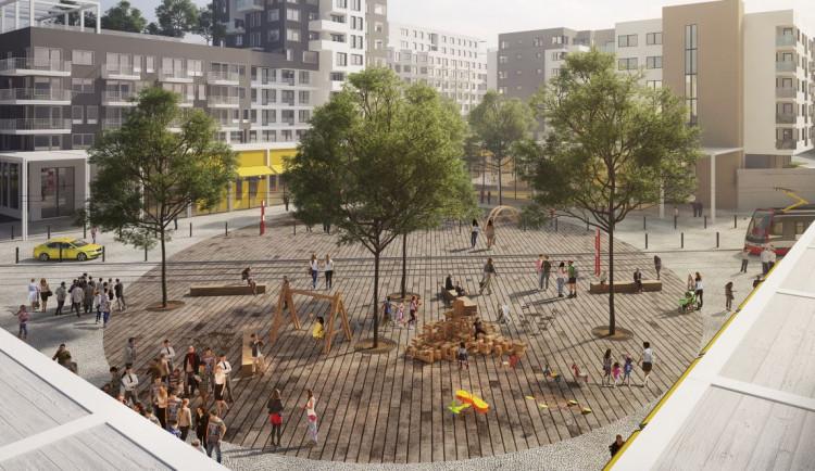 VIZUALIZACE: Podívejte se, jak bude vypadat Nový Barrandov. Praha 5 schválila studii