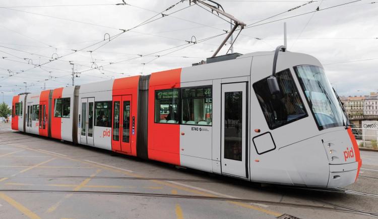 VIZUALIZACE: Vozy pražské MHD dostanou nový vzhled. Podívejte se