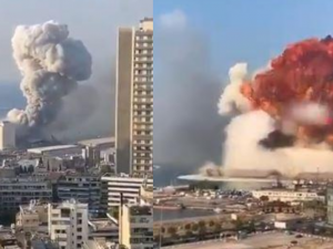 Člověk v tísni pomůže lidem v Bejrútu. Organizace pošle půl milionu korun