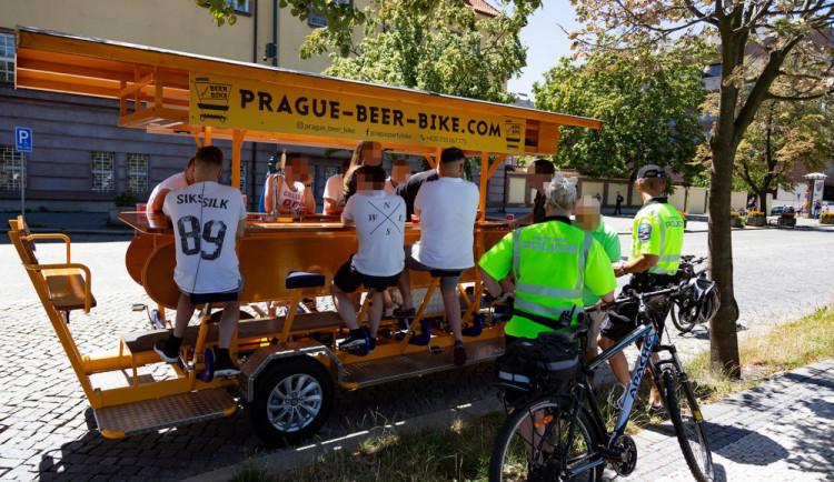 Pivní kola se do pražského Karlína nevrátí, radnice je zakázala