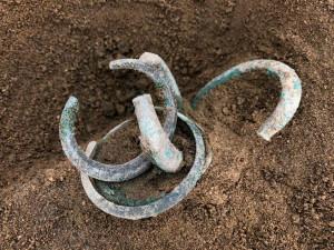 V Modřanech vykopali poklad. Co vypovídá o našich předcích?