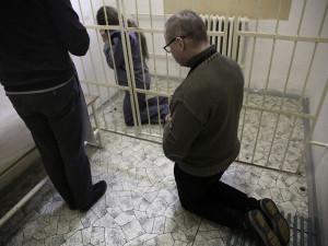 Kaplanská služba je ve vězení mimořádně potřebná a veřejnost o tom nic neví, říká Jindřich Štreit