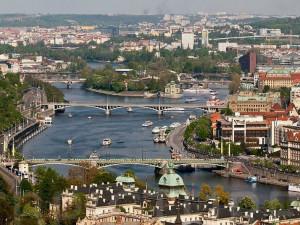 Praha koupí dvoupatrovou budovu u kurtů na Štvanici