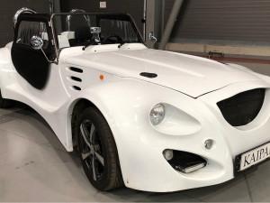 Na Autoshow v Praze byl představen elektromobil pro patnáctileté