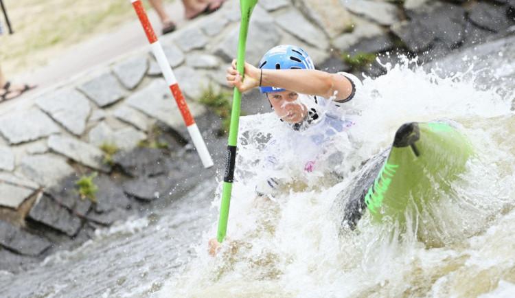 ME ve vodní slalomu bude v Praze bez diváků. Závody mohou sledovat v přímém přenosu