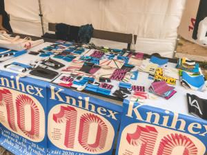 FOTO: V Kasárnách Karlín se dnes konal knižní festival Knihex. Nabídl bohatý program pro děti i dospělé
