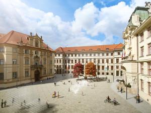 FOTO: Nová podoba Mariánského náměstí: stane se místem odpočinku i místem kultury