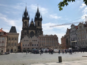 Praha odpustí poplatek za zábor při stavbě Mariánského sloupu. Primátorovi se to nelíbí