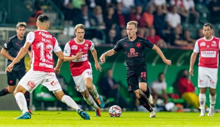 Slavia vybojovala v Ďolíčku proti nováčkovi z Pardubic pouze bod